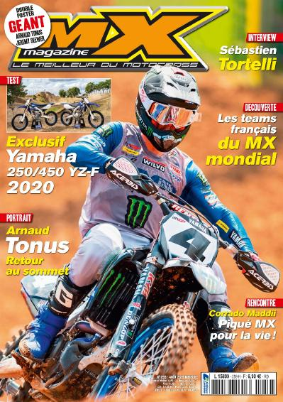 MX Magazine N 259  Ao 251 t (2019)