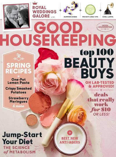 Good Housekeeping USA   May (2018)