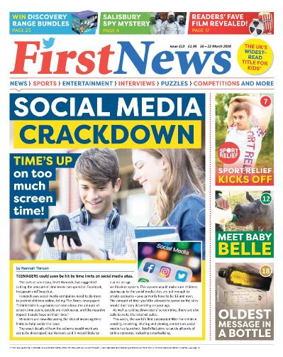 First News   March 16 (2018)