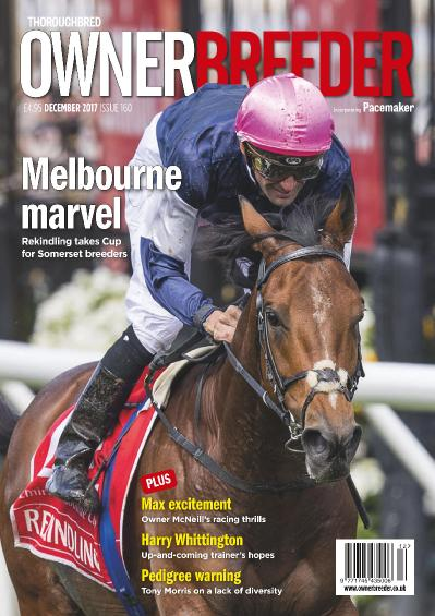 Thoroughbred Owner & & Breeder  December (2017)