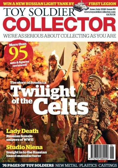 Toy Soldier Collector   June July (2018)