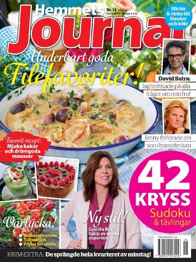 Hemmets Journal  03 april (2018)