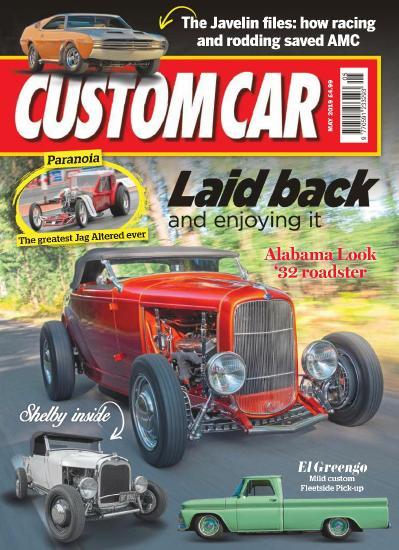 Custom Car   April (2019)
