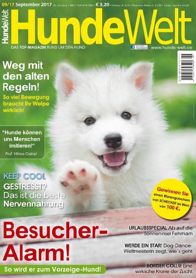 HundeWelt  September (2017)