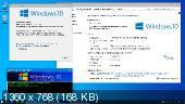 Windows 10 Enterprise/Pro 1909 x64 Lite+Mini for SSD by Xalex (RUS/2019)