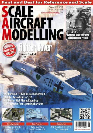 Scale Aircraft Modelling  August (2017)