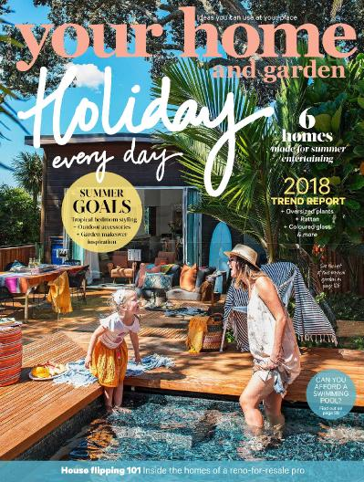 Your Home and Garden  January (2018)