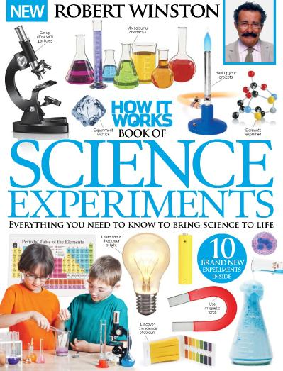 How It Works Book of Science Experiements Vol 2