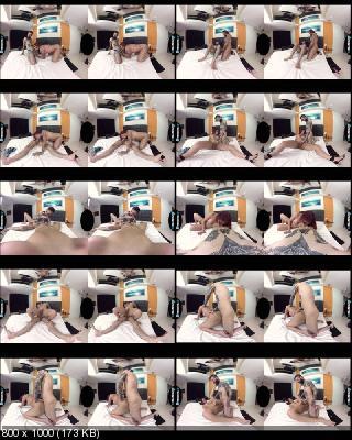 TransexVR: Deborah Mastronelly and Luma Nova / Redhead Tattoed Shemale (11 Jun 2018) [Oculus Rift, Vive   SideBySide] [1920p]