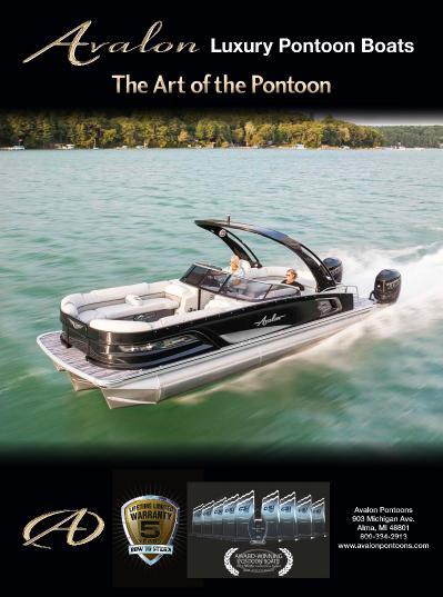 Pontoon & Deck Boat Magazine   July (2019)