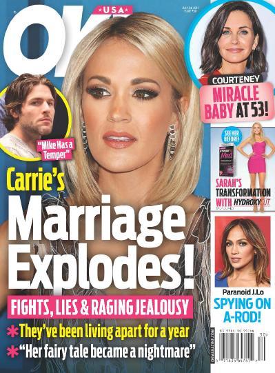 OK ! Magazine USA  Issue 30  July 24 (2017)