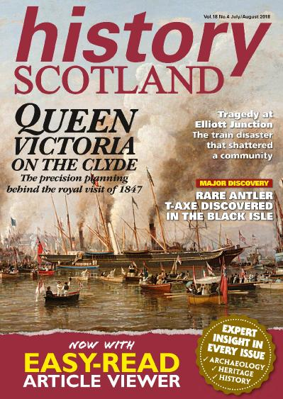 History Scotland  July August (2018)