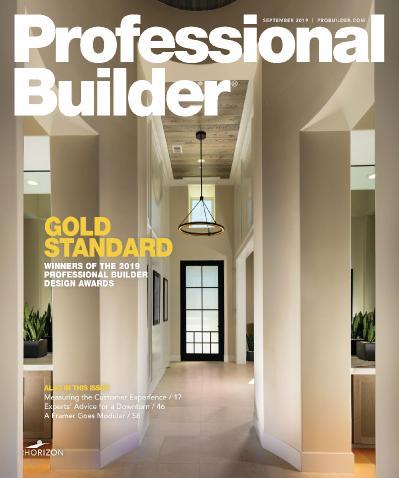 Professional Builder   September (2019)