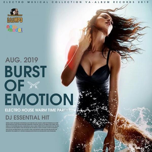 Burst Of Emotion (2019)