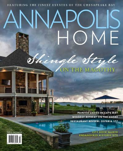 Annapolis Home - July-August (2018)