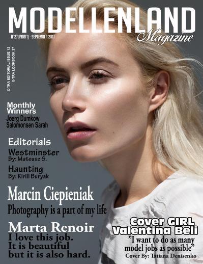 Modellenland Magazine  September 2017 Part 1