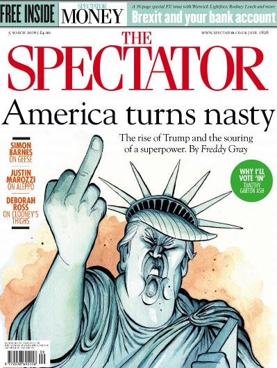 The Spectator - 5 March (2016)