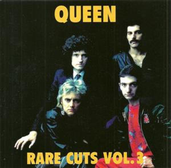 Queen - Rare Cuts Vol 1-6 (1973 ) - Unofficial Release - Japan - 2012 (1995)