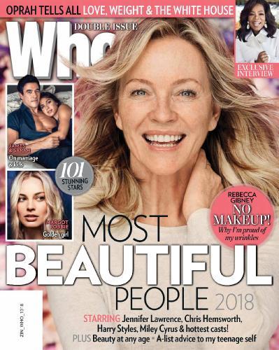 Who - April 09 (2018)