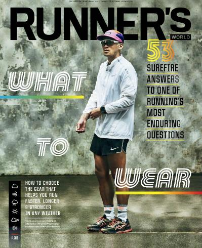 Runner ' s World USA - 07 2019 - 08 (2019)