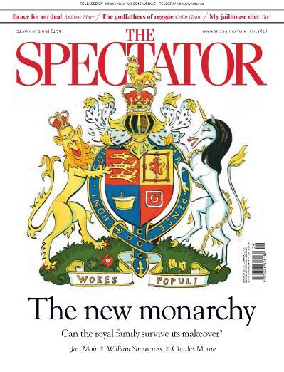The Spectator - 24 08 (2019)