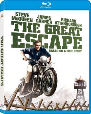 Большой побег / Великий побег / The Great Escape (1963) BDRip 720p