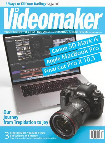 Videomaker USA  February (2017)