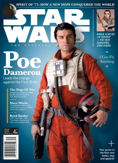 Star Wars Insider  Issue 175  September (2017)