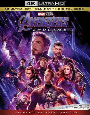 Мстители: Финал / Avengers: Endgame (2019) UHD Blu-Ray 2160p | 4K | HDR | Custom
