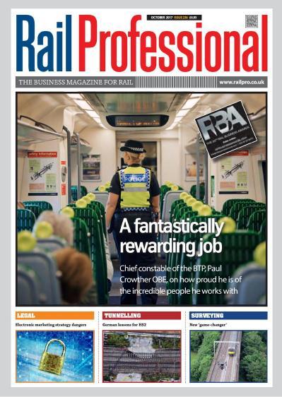 Rail Professional  October (2017)