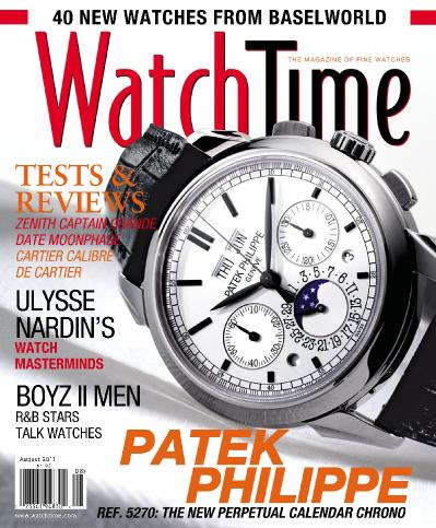 WatchTime  August (2011)