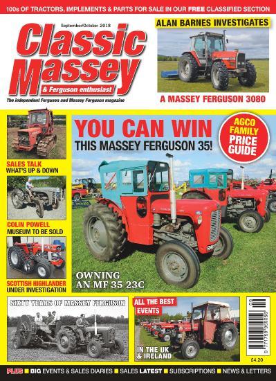 Classic Massey  September-October (2018)