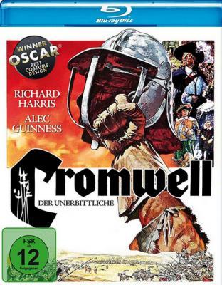 Кромвель / Cromwell (1970) BDRip 720p
