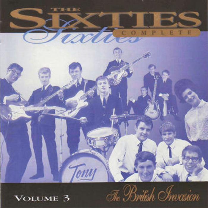 The Sixties - Complete - 100 Hits On 5 CDs - EMI Aussie Release - 1997