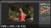 Магическое преображение фото (2019) HDRip