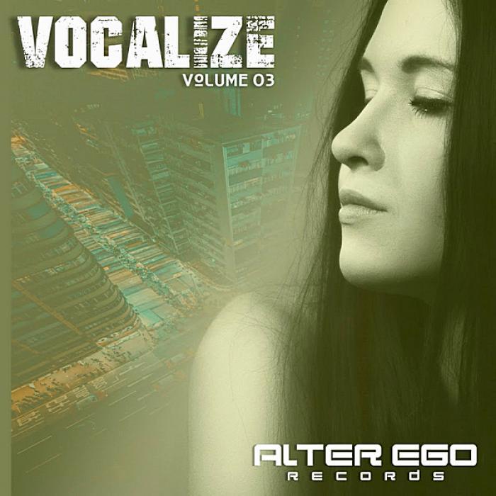 Alter Ego Records Vocalize 03 (2019)
