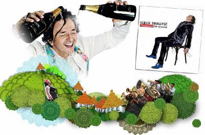 Goran Bregović - Champagne For Gypsies (2012)