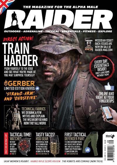 Raider  December (2017)
