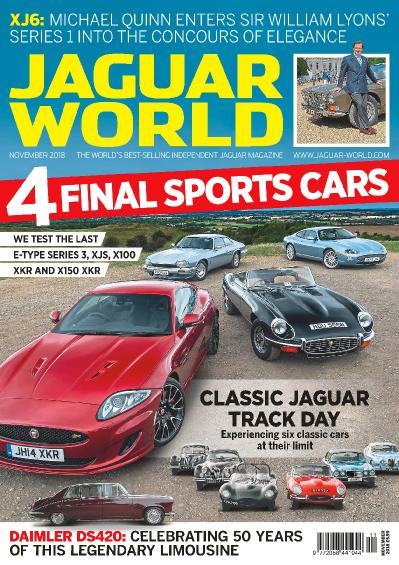 Jaguar World  December (2018)