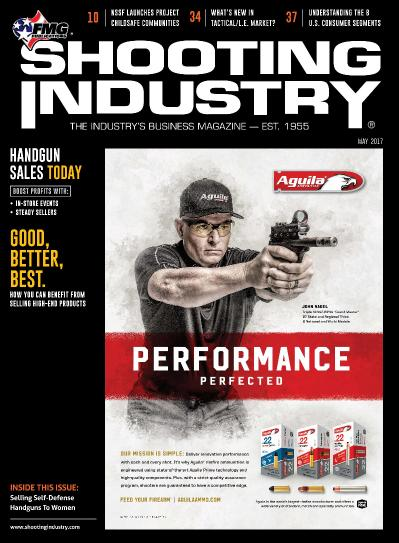 Shooting Industry  May (2017)