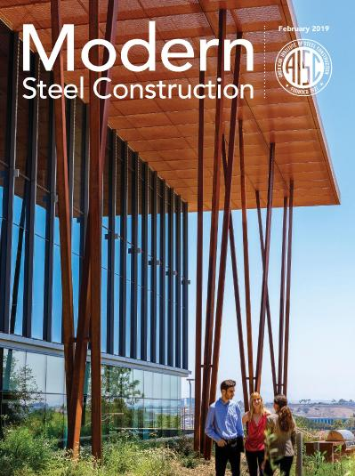 Modern Steel Construction - February (2019)