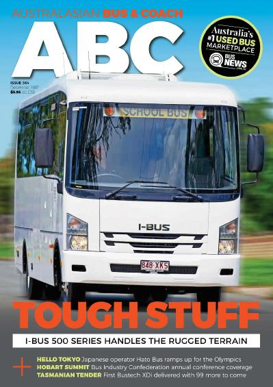 Australasian Bus & & Coach  December (2017)