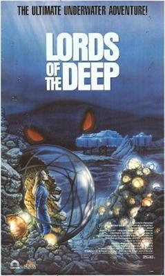 Повелители глубин / Lords Of The Deep (1989) WEB-DL 1080p