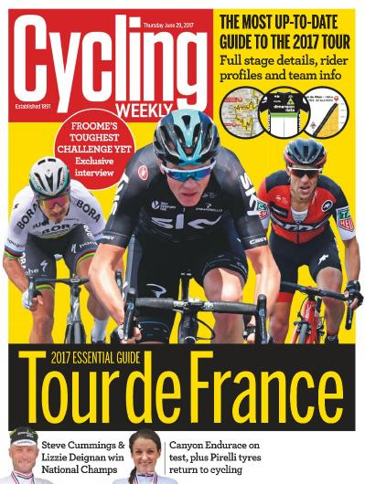 Cycling Weekly  June 29 (2017)