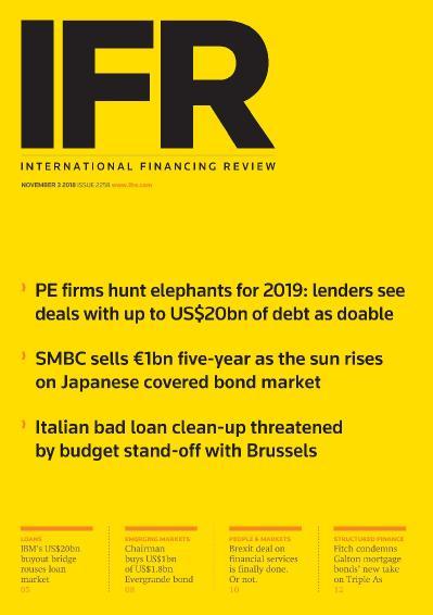 IFR Magazine  November 03 (2018)