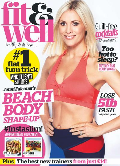 Fit & & Well  September (2017)