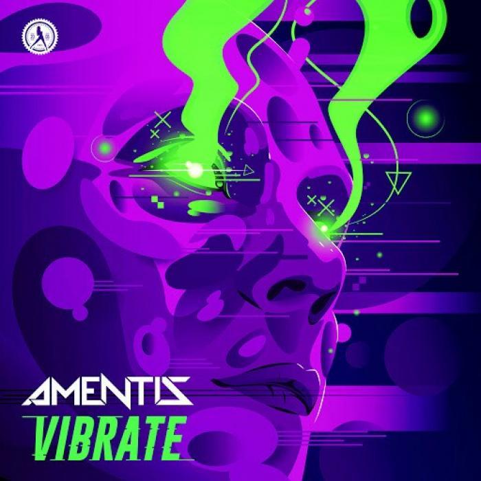 Amentis   Vibrate DWX678   (2019)