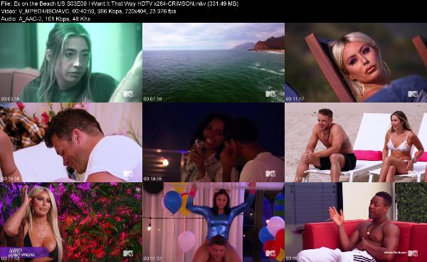 Ex on the Beach US S03E09 I Want It That Way HDTV x264-CRiMSON[TGx]