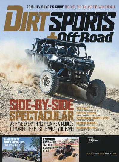 Dirt Sports  Off-Road  February (2018)