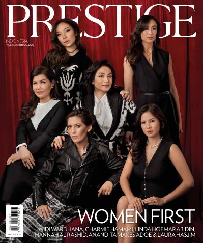 Prestige Indonesia - March (2018)
